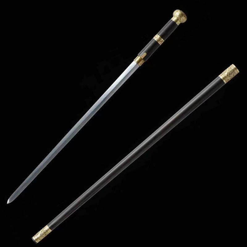 手杖剑,拐杖剑,拐杖刀剑图片