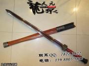 古法双槽汉剑|汉剑|花纹钢|★★★★|