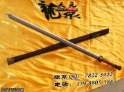黑木八面汉剑|汉剑|折叠花纹钢|★★★|