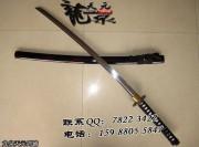 红飘武士刀|武士刀|普及版|中碳钢|★★|
