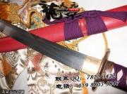 金鳞吐沫武士刀|武士刀|花纹钢|★★★★|