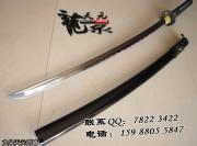 金猴武士刀|武士刀|普及类|中碳钢|★★|标准长度