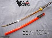 红洒外金武士刀|武士刀|高碳钢|★★★|