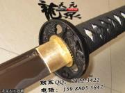 龙镡直刀|武士刀|普及类|中碳钢|★★|