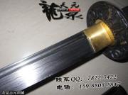 神武花纹钢武士刀|武士刀|花纹钢|★★★|标准长度