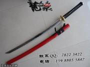 金鸿武士刀|武士刀|普及版|中碳钢|★★|标准长度