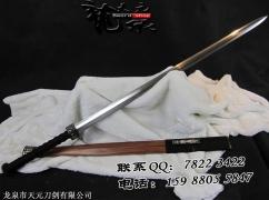 图腾八面汉剑|汉剑|花纹钢|★★★