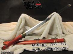 20寸红木普及版简装唐刀|唐刀|中碳钢|★★