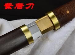 20寸机磨素唐刀|唐刀|中碳钢|★★|