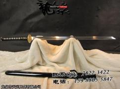 7字刀头武士刀|武士刀|中碳钢|★★★