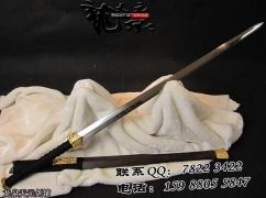 【八面汉剑精工版】汉剑 高碳钢 中国汉剑