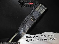 半鱼皮武士刀鞘|日本刀刀鞘|日本武士刀鞘