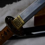 龙鳞烧刃肋差|武士刀|高碳钢|★★★