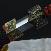 合金装四神兽镇天八面汉剑|汉剑|高碳钢|★★