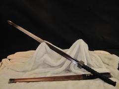 逸彩铜装八面汉剑|花纹钢|汉剑|★★★