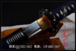 武田烧刃打刀|武士刀|高碳钢|★★★