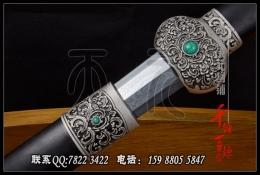 普及版金兰小剑|汉剑|花纹钢|★★