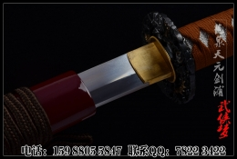 盘龙日本刀|武士刀|高碳钢|★★