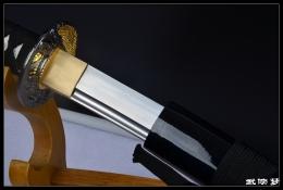 孤心雁武士刀|花纹钢|武士刀|★★