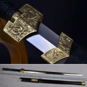 四兽四面汉剑|高碳钢|汉剑|★★★