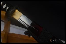 四伏鹈首造烧刃打刀|高碳钢t10|武士刀|★★★