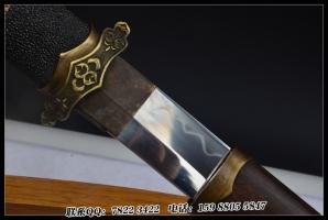 精工版7字刀条简装唐刀|高碳钢t10|唐刀|★★★★