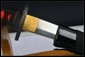 高碳钢基础款肋差|武士刀|高碳钢|★★