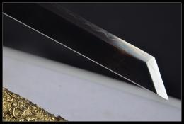 t10烧刃豪华唐刀|唐刀|t10高碳钢烧刃|★★★★