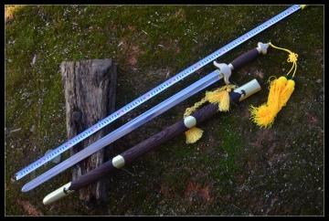 标准武术用剑【不锈钢版】