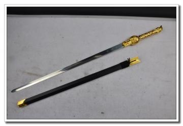 游龙剑不开刃