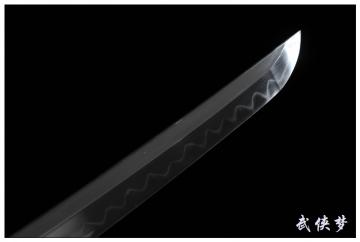 秋雁t10烧刃武士刀|高碳钢|武士刀|★★★