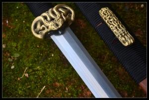 儡具八面汉剑|汉剑|花纹钢|★★