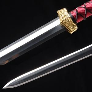 金装螭龙八面汉剑|汉剑|高碳钢|★★