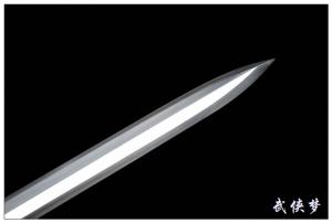 扁柄铜装八面汉剑|高碳钢|★★★