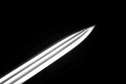 鸡翅木永乐剑锰钢六面双半槽 龙泉宝剑 高碳钢