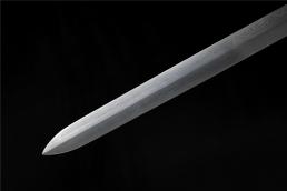 宋剑君子剑|百炼花纹钢|龙泉宝剑|★★★