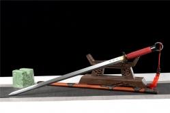 花木兰环首剑|唐刀|高碳钢|★★★