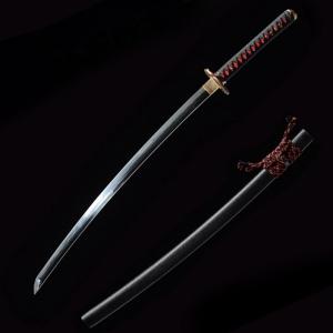 大蛇t10烧刃武士刀 高碳钢 武士刀 ★★★★