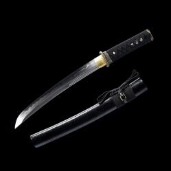菊花短刃|花纹钢烧刃|武士刀|★★★