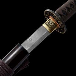 松田大波旋焊纹武士刀|花纹钢|武士刀|★★★★