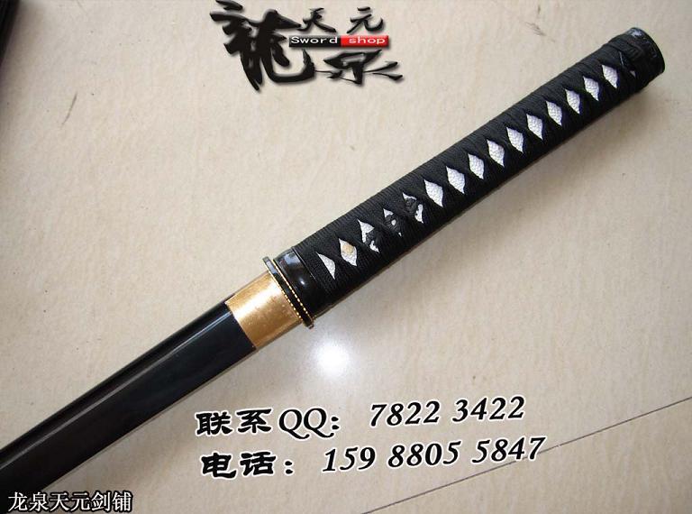 唐刀,黑唐刀,武士刀